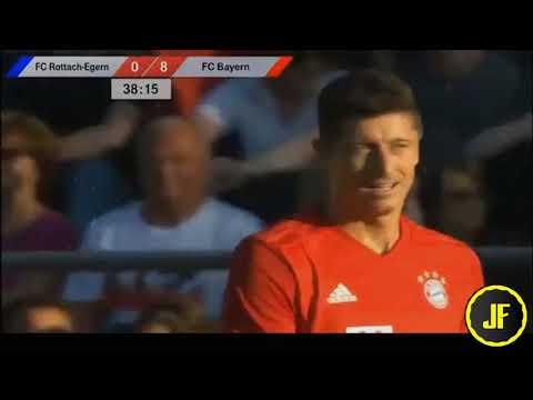INCREÍBLE GOLEADA !! Rottach Egern vs Bayern Munich 0-23  Highlights & Goals Goles Resumen completo