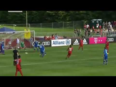 Bayern Munich vs Rottach-Egern all goals and highlights