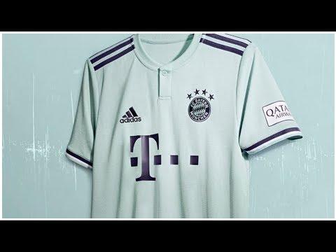 Wie gefällt Euch das neue Auswärtstrikot des FC Bayern?