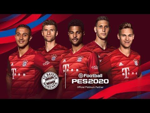 eFootball PES 2020 x FC Bayern München – Partnership Announcement Trailer