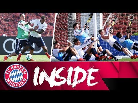 5 Tage Vollgas: Das Trainingslager in Doha 2018   Inside FC Bayern