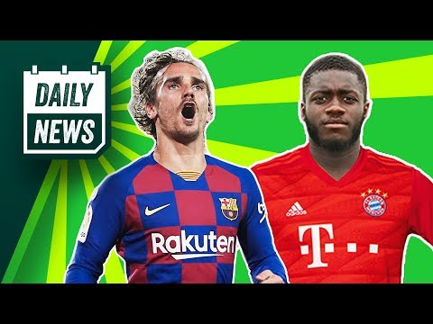 Bayern beat Arsenal to Upamecano signing + Power Rankings! ► Daily News