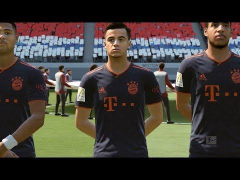 FIFA 20 | RB Lepzig vs FC Bayern Munich – Red Bull Arena (Full Gameplay)