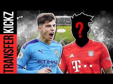 Auch Pep will Havertz! Bayern plant Boateng-Ersatz! | TransferKickz