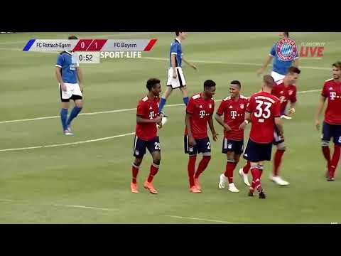 Rottach Egern VS Bayern Munchen 2 – 20