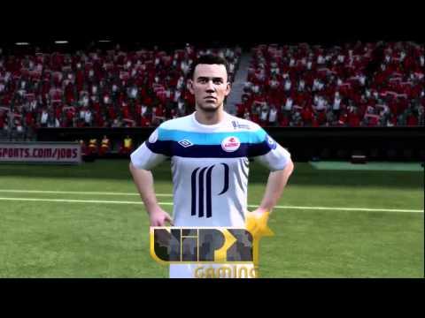 FIFA 12 – FC BAYERN – LILLE OSC – NAPOLI – MILAN – PLAYER FACES