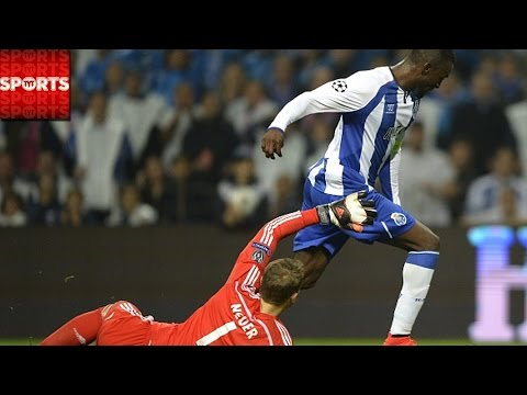 PORTO 3-1 FC BAYERN, Can Porto Pull Off The Unthinkable?