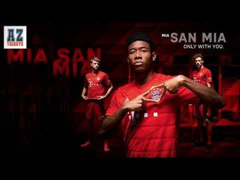 FC Bayern München Adidas Heimtrikot 19/20 – Bayern Munich Home Kit 2019/20