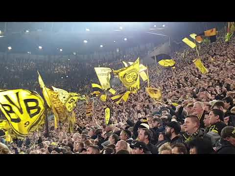 Borussia Dortmund : Fc Bayern München 3:2 Weil es so geil war alle Torjubel der Südtribüne