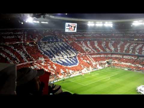 FC BAYERN 21.04.2010 Champions League Hymne