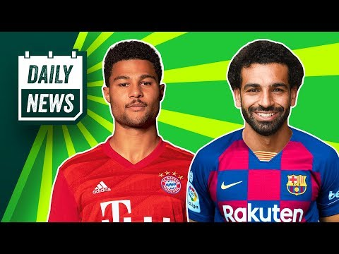 Why Barcelona won't buy any Liverpool stars + Chelsea 0-3 Bayern! ► Daily News