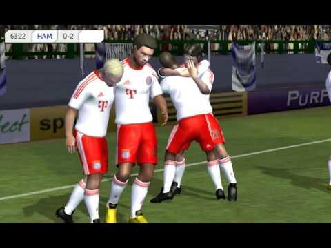 Dream League Soccer :Fc Bayern Munchen Vs. Hamburg