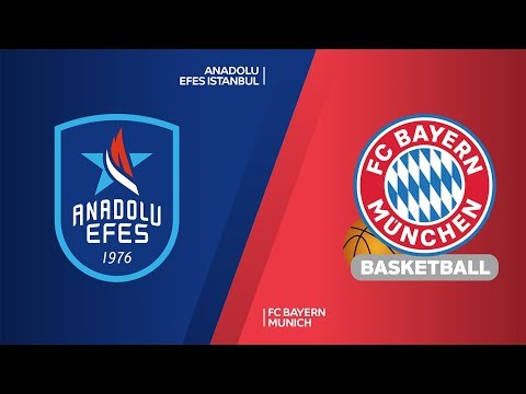 Anadolu Efes Istanbul – FC Bayern Munich Highlights | Turkish Airlines EuroLeague, RS Round 11