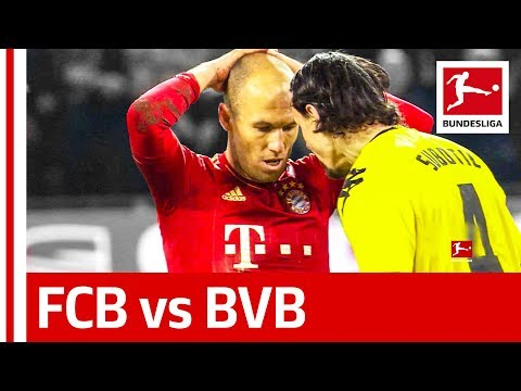 The Best Klassiker Matches of this Decade – FC Bayern München vs. Borussia Dortmund
