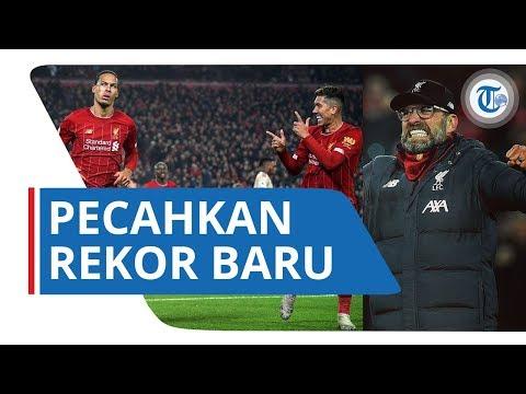Liverpool Pecahkan Rekor Manchester City dan Bayern Munchen