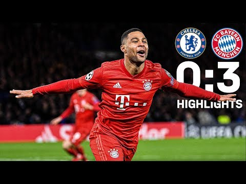 All Goals and Emotions of FC Bayern's 3-0 over Chelsea FC | Highlights