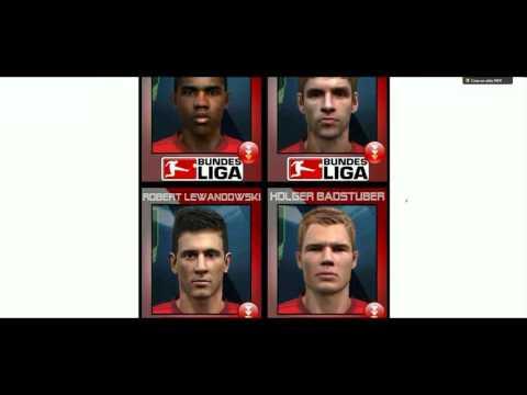 Mega FacePack FC Bayern München /Pes 2009/Pes 2010/Pes 2011