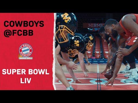 Super Bowl LIV | Munich Cowboys @FC Bayern Basketball