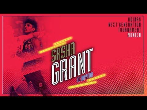 Sasha Grant – adidas NGT (FC Bayern Basketball)