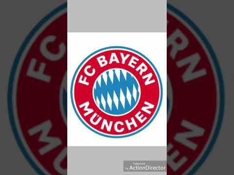 How to draw the logo of Bayern Munchen(Ibispaint X)