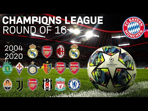 Champions League Round of 16 – All FC Bayern matches | Highlights