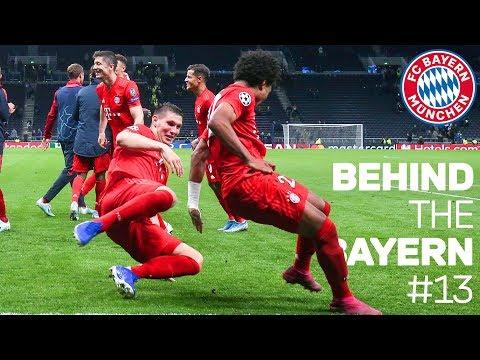 FC Bayern & Serge Gnabry's unforgettable night in London | Behind The Bayern #13