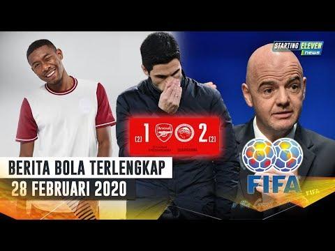 Arsenal OUT, Arteta Sakit Hati 😱 Aturan Baru FIFA 😱 Jersey JADUL Bayern Munchen – Berita Bola