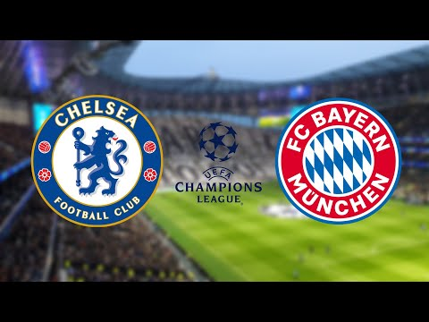 Chelsea vs Bayern Munich Live Football Watchalong Champions league Barcelona vs napoli vs fcb vs che