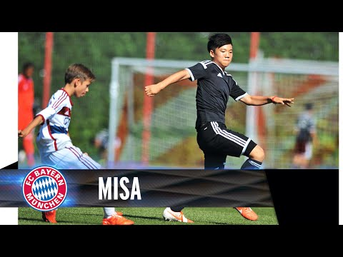 MISA China Talents 2015 Camp