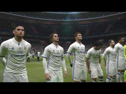 Real Madrid – Bayern München | 18/04/2017 Champions Legue | Extended highlights PES 2017