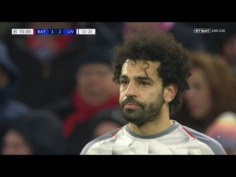 Mohammed Salah vs Bayern(Away 2018/19) 720p
