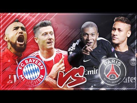 CL-GRUPPENSPIEL VS. PSG!! ⚔️🔥 GELD schießt doch TORE!?? 😅😂- FIFA 18 FC Bayern Karriere #8