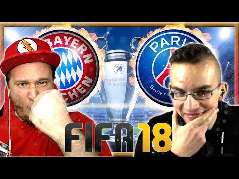 FC Bayern München vs Paris St Germain | YouTuber Duell BenMasterful vs PacksUnited