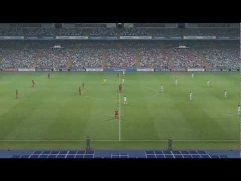 [REVIEW] PES 13 Demo Final : Bayern München vs Real Madrid