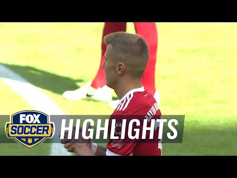 Bayern Munich vs. Eintracht Frankfurt | 2017-18 Bundesliga Highlights
