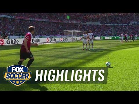 Hannover 96 vs. Bayern Munich | 2017-18 Bundesliga Highlights