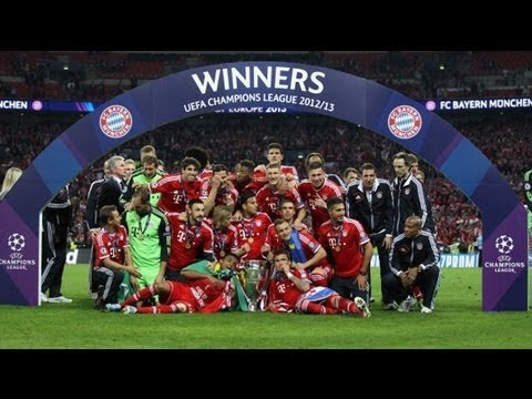 Bayern Munich Top 20 Goals 2013 HD