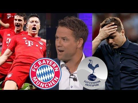 Tottenham vs Bayern Munich 2-7 Post Match Analysis; Lewandowski All Goals & Pochettino REACTION