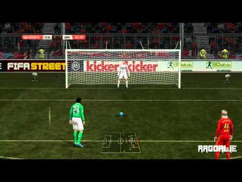 #20 Let's Play Fifa 12 Karrieremodus – FC Bayern vs SV Werder Bremen – RRGoalie1 [German] [HD]