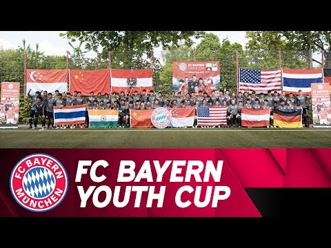 FC Bayern Youth Cup 2017 – 7 Finalists from 7 Countries!