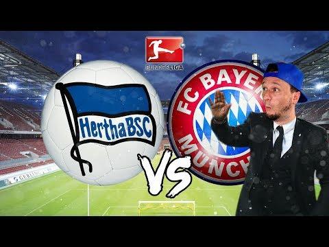 [🔴 Live] Hertha BSC vs FC Bayern 2:2 BUNDESLIGA Livestream