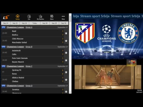 Champions League live stream PSG vs Bayern Munich, Atletico Madrid vs Chelsea