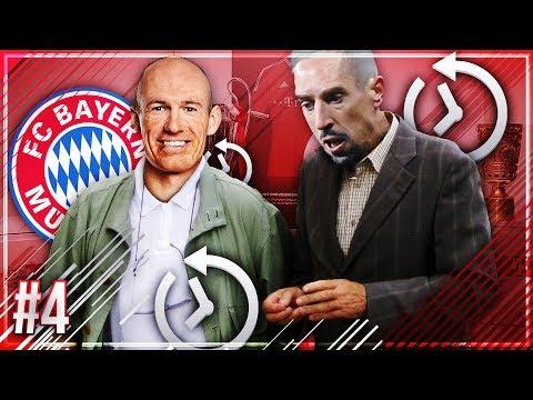 ROBBERYS Zeit ist VORBEI!?? ⏳ Neuer STÜRMER & SAISONAUFTAKT!! 🔥🔥 – FIFA 18 FC Bayern Karriere #4