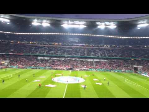FC Bayern München vs 1.FC Kaiserslautern – Forever Number One – 4K