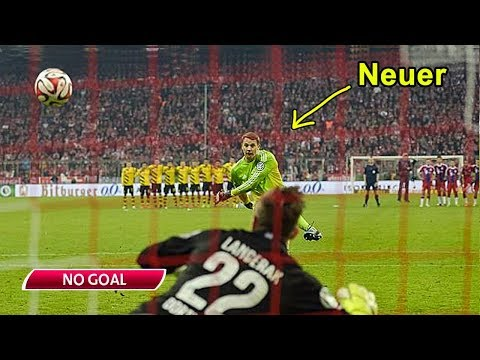 11 Penalty Missed by GOALKEEPERS
