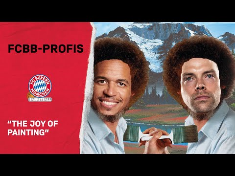 The Joy Of Painting – FC Bayern Basketball