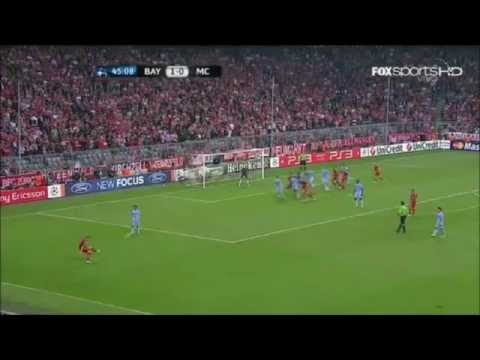 CL Bayern Munich – Manchester City 2:0  all Goals