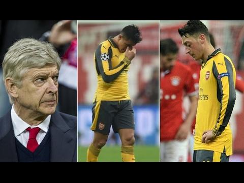 What's Gone Wrong At Arsenal? | Bayern Munich 5-1 Arsenal | Analysis