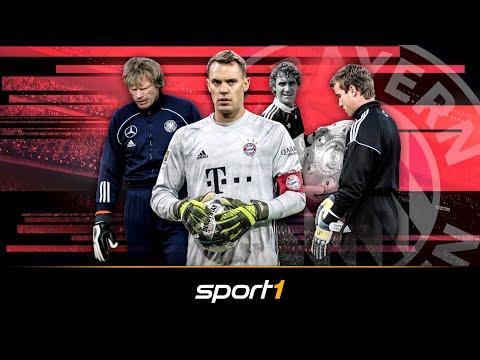 Kahn, Pfaff, Rensing: Als Bayern-Keeper Dampf bekamen | SPORT1