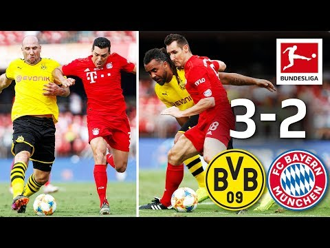 Borussia Dortmund Legends – FC Bayern München Legends | 3-2 | Highlights